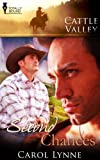 Front cover for the book Second Chances (Cattle Valley Book 28) by Carol Lynne