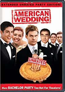 American Wedding (Full Screen Extended Unrated Party Edition)
