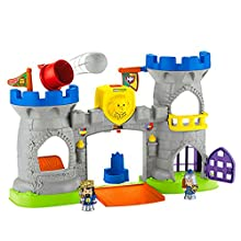 Fisher-Price Little People Mighty Kings Castle