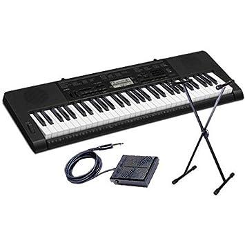 Casio 008502 - CASIO TECLADO CTK-3200 KIT: Amazon.es: Instrumentos musicales