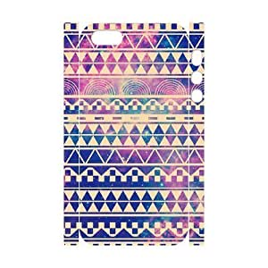 Aztec Tribal Pattern DIY 3D Cover Case for Iphone 5,5S,personalized phone case ygtg537961