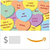 Amazon eGift Card - Candy Hearts