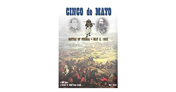Amazon.com: BSO: cinco de mayo, la batalla por Puebla 1862 ...