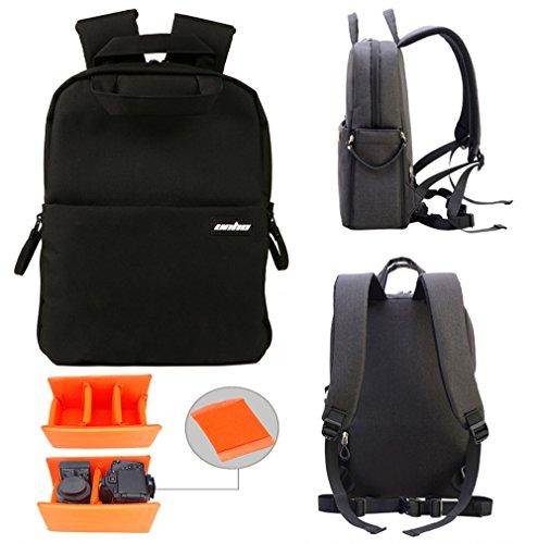 UNHO Multi-function Anti-Shock Camera Backpack Smart Photogr