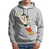 SuperFF Men's Astro Boy Hooded Sweatshirt