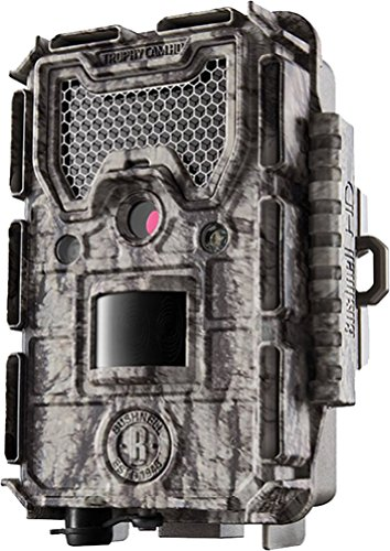 Bushnell 24MP Trophy Cam HD Low Glow Trail Camera with Color Viewer Camo Camouflage