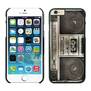 Iphone 6 Cases;cute Iphone 6 Case,boombox Iphone 6 Plus Cases Black Cover