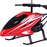 Remote Control Aircraft Large Rc Electric Remote Control Cheap Model Helicopter Planes Airplanes Drones by Magical Imaginary (red)