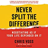 by Chris Voss (Author), Michael Kramer (Narrator), HarperAudio (Publisher) (1354)  Buy new: $27.37$25.95