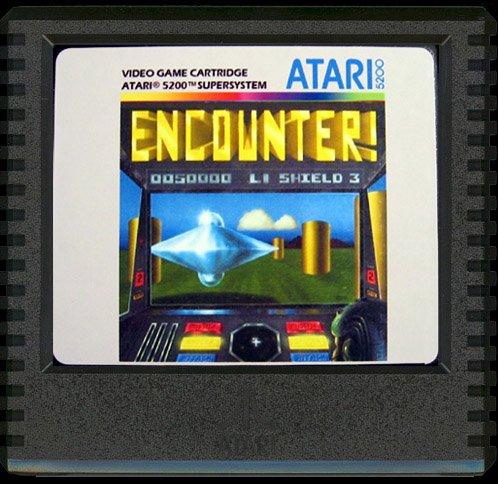 ENCOUNTER!, ATARI 5200
