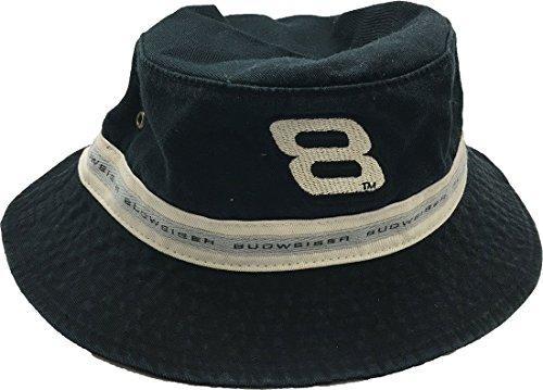 NASCAR Dale Earnhardt Jr #8 Budweiser Fisherman Style Bucket Hat ()