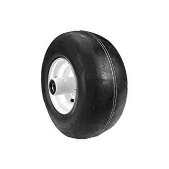 NoAir 1 Exmark Flat Free Lazer Z Front Wheel Assembly 13x6.50-6 103-0065 103-0069