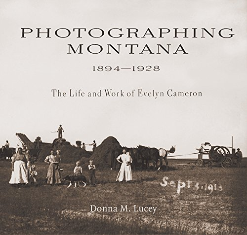 Leaving behind her childhood world of the English gentry, Evelyn Cameron began ranching on the harsh and beautiful plains of eastern Montana in 1889 with her husband, Ewen. When their initial venture--raising polo ponies--failed, Evelyn turned to gla...