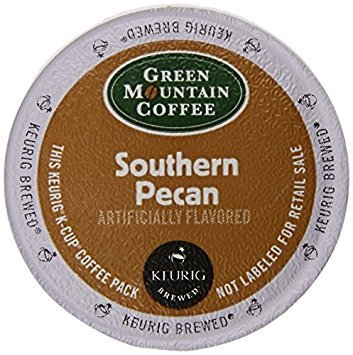 Pecan Nut Cups - Green Mountain Flavored Coffee SOUTHERN PECAN 96 K-Cups for Keurig Brewers