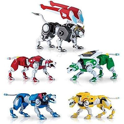 Dreamworks Voltron Legendary Defender Exclusive Lions of Voltron Set: Toys & Games