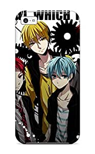 TYH - Excellent ipod Touch 4 Case Tpu Cover Back Skin Protector Kuroko No Basuke phone case