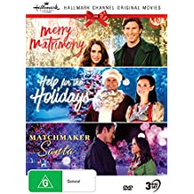 Hallmark Christmas 3 Film Collection