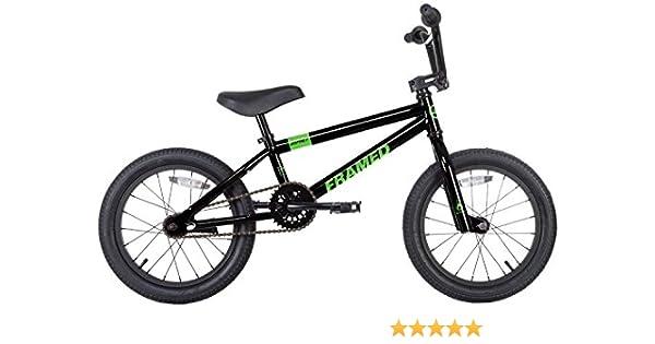 Amazon.com : Framed Impact 16 BMX Bike Black Kids Sz 16in : Sports ...