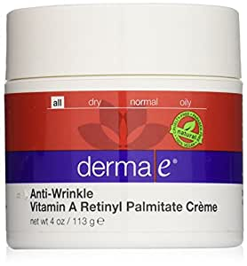 Amazon.com: derma e Anti-Wrinkle Vitamin A Retinyl