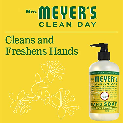 550df33d1fcf8 Amazon.com  Mrs. Meyer s Clean Day Liquid Hand Soap