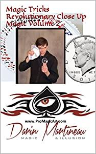 Magic Tricks Revolutionary Close Up Magic Volume 2