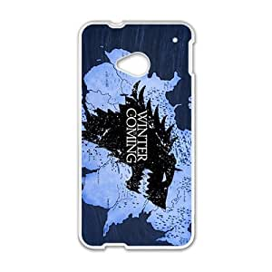 COBO The Game of Thrones Cell Phone Case for HTC One M7 by mcsharks