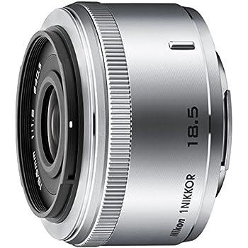 Nikon 1 NIKKOR 18.5mm f/1.8 (Silver)