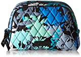 Vera Bradley Medium Zip 2.0 Cosmetic Bag, Camo Floral, One Size