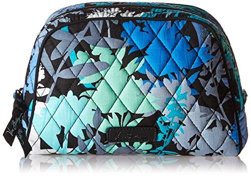 Vera Bradley Medium Zip 2.0 Cosmetic Bag, Camo Floral, One Size by Vera Bradley