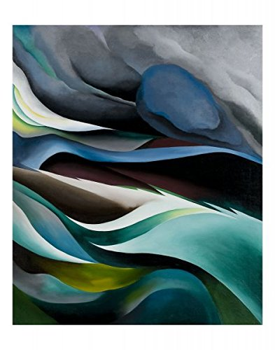 From the Lake No. 1, 1924 by Georgia O'Keeffe, Art Print Poster 11