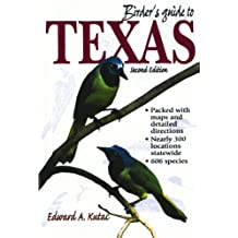 Birder's Guide to Texas