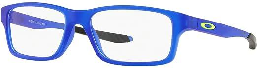 Oakley Junior Kids Infanto Juvenil CROSSLINK XS OY8002 800208 Azul Lente  Transparente Tam 49 43da944715