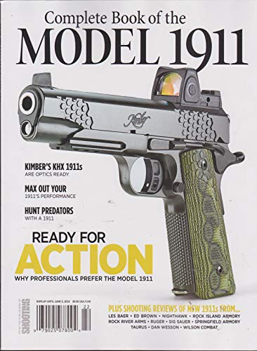 Complete Book of the Model 1911 Magazine 2019