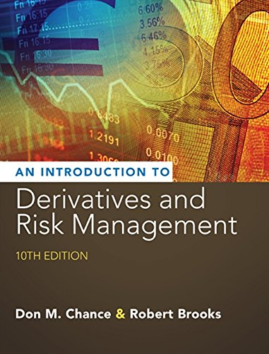 Introduction to Derivatives and Risk Management (with Stock-Trak Coupon) by Cengage Learning