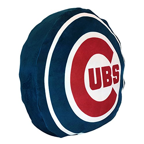 - The Northwest Company MLB Chicago Cubs Cloud Logo Pillow, One Size, Multicolor