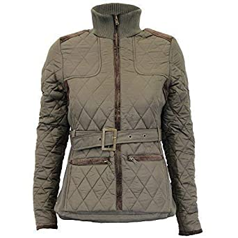 782f5c134 Ladies Jacket Brave Soul Womens Coat Wool Mix Padded Cord Faux Fur ...