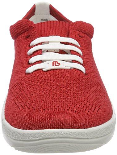 Elija un mejor barato en línea Venta Berkemann Damas Allegra Zapatilla De Deporte De Color Rojo (rojo) Barato Exclusivo Descuentos de envío gratis vuq8uL