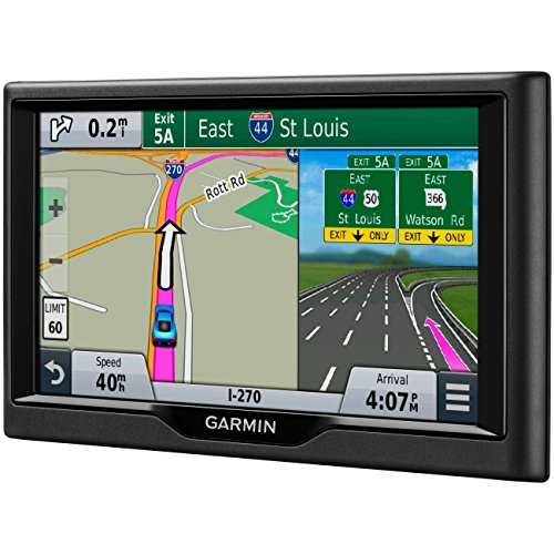 Garmin Nuvi 67LMT 6-Inch GPS Navigator (Certified Refurbished) by Garmin
