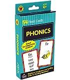 Carson Dellosa | Phonics Flash Cards | Reading
