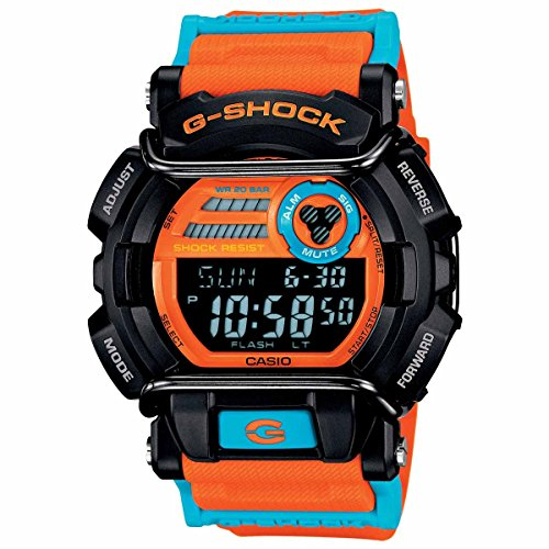 Casio G Shock Case Protector Orange GD400DN 4