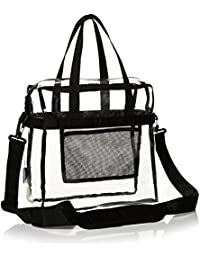 Stadium-Approved Tote - Clear