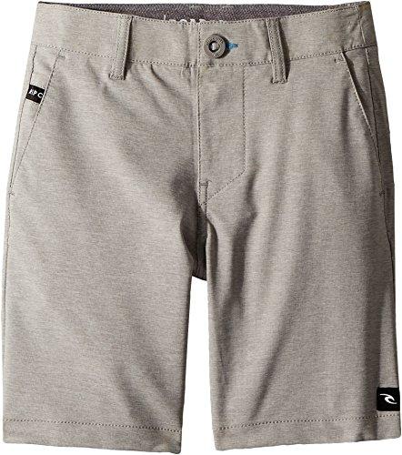 Rip Curl Kids Boy's Mirage Phase Boardwalk Boardshorts  Grey