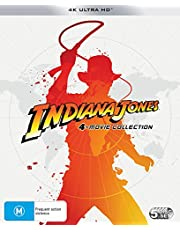 Indiana Jones Collection [5 Disc] (4K Ultra HD)