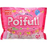 Meiji Gummy Candy Poifull Enjoy Pack 9pcs