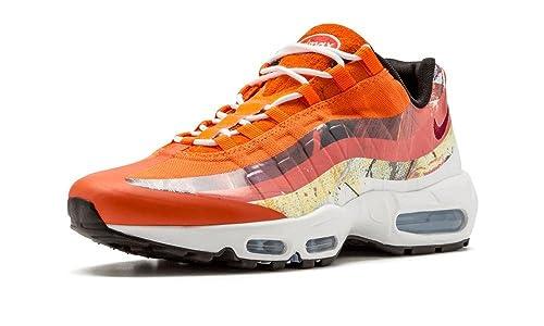 buy popular c174c 01877 Amazon.com | NIKE Men's Air Max 95 DW Dave White Fox Shoes ...