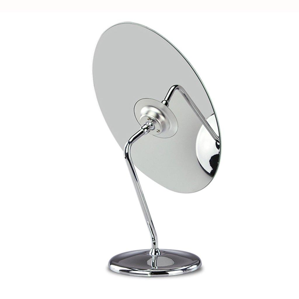 Specchio da trucco SKC Specchio da tavolino Specchio Ovale Singolo Specchio da banco Visualizza Specchio per la casa