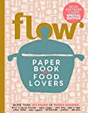 Flow Magazine Paper Book For Food Lovers (2020)
