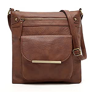Handbag Cross Body Shoulder Bag Bolsas Femininas: Sports & Outdoors