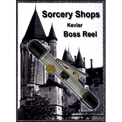 I-Boss (KEVLAR) by Sorcery Manufacturing - - Thread Invisible Kevlar