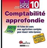 Carrés DCG 10 - Comptabilié approfondie 2015-2016, 6ème Ed.